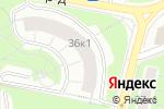 Схема проезда до компании Сумки Медведково в Москве