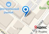 СервисКомп на карте
