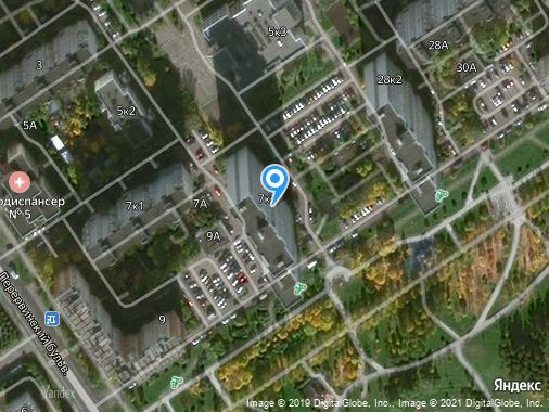 Сдаем 1-комнатную квартиру, 42 м², Москва, бульвар Перервинский, 7к2