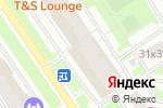 Схема проезда до компании Тысяча одна ночь в Москве