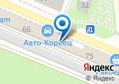 Салон дверей на Волгоградской на карте