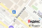Схема проезда до компании Управление имущественных и земельных отношений в Новороссийске