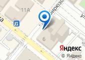 Крайтехинвентаризация-Краевое БТИ по г. Новороссийску на карте
