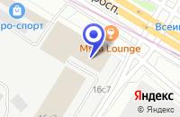 Схема проезда до компании ТФ КОРЕЙСКИЕ АВТОЗАПЧАСТИ в Москве