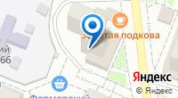 Компания Аватара на карте