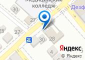 Сибирь-SV на карте