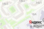 Схема проезда до компании СпецТехЦентр в Москве