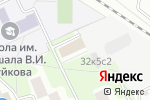 Схема проезда до компании Мы и Дети в Москве
