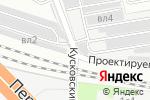 Схема проезда до компании Снаб-Ресурс в Москве