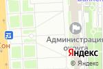 Схема проезда до компании Flowers for you в Домодедово