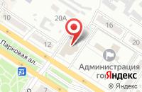 Схема проезда до компании Отдел инкассации Сбербанка России в Новороссийске