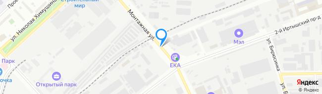 Монтажная улица