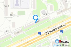 Сдается однокомнатная квартира в Москве Щёлковское ш., 19