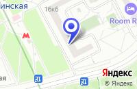 Схема проезда до компании ТРАНСПОРТНАЯ КОМПАНИЯ ТРАНС-ОЙЛ в Москве