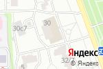 Схема проезда до компании Канцфайл в Москве