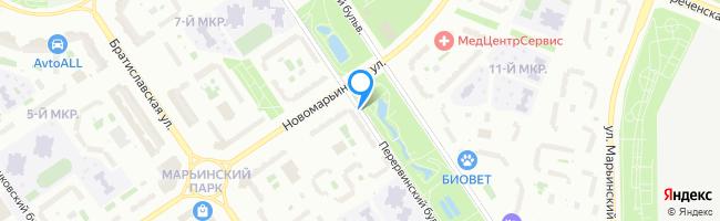 Перервинский бульвар