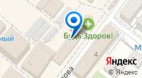 Компания Шторы на карте