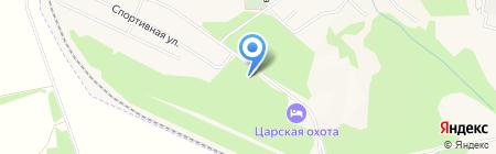 Гарнизон на карте Авдеевки
