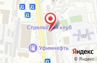 Схема проезда до компании Вариант в Новороссийске