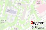 Схема проезда до компании Овенто в Москве