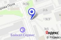 Схема проезда до компании ТРАНСПОРТНАЯ КОМПАНИЯ ТРАНССТРОЙ в Москве