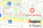 Схема проезда до компании Максвел в Москве