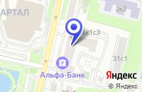 Схема проезда до компании САЛОН ЭЛИТМЕБЕЛЬ в Москве