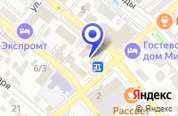 Схема проезда до компании МУП БАННО-ПРАЧЕЧНЫЙ КОМБИНАТ в Новороссийске