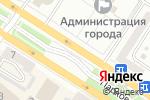Схема проезда до компании АватарАква в Новороссийске