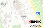 Схема проезда до компании АКБ Руна-Банк в Москве