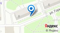 Компания Эвком на карте