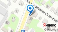 Компания Новороссийское райпо на карте