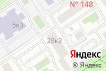 Схема проезда до компании Юлдуз Кампани в Москве