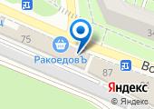 Стройпожторг на карте
