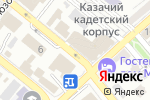 Схема проезда до компании Beerline в Новороссийске