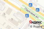 Схема проезда до компании МегаФон в Новороссийске