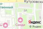 Схема проезда до компании Агентство недвижимости в Домодедово