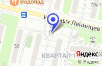 Схема проезда до компании МАБЕЛ в Москве