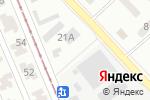 Схема проезда до компании СТО, ЧП Асояну в Донецке