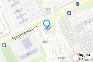 Однокомнатная квартира в Москве Братеевская ул., 18к1