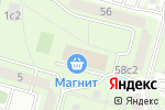Схема проезда до компании Кавказ Лэнд в Москве