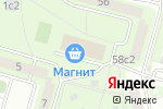 Схема проезда до компании Bmp`oint в Москве