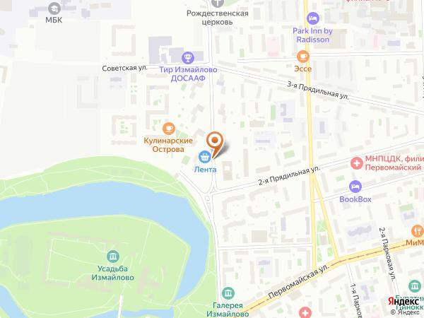 Остановка Цирковая студия в Москве