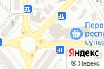 Схема проезда до компании Эдэм в Донецке