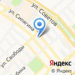 ГисГео на карте Новороссийска