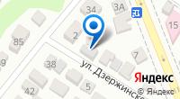 Компания завод строительных материалов на карте