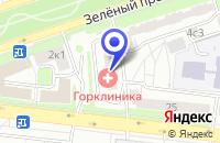 Схема проезда до компании СЕРВИС-ФИРМА ДОМОФОН ВОСТОК в Москве