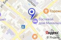 Схема проезда до компании ПАРИКМАХЕРСКАЯ в Новороссийске