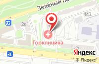 Схема проезда до компании Нефтегазовые Технологии в Москве