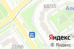 Схема проезда до компании 7 задач в Москве